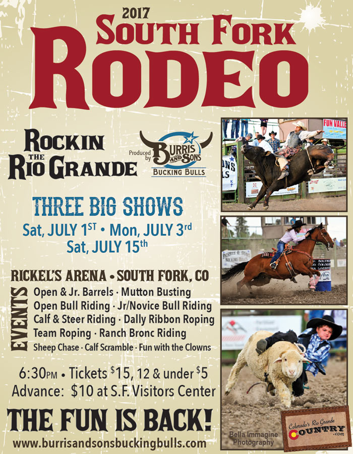 south fork rodeo2017